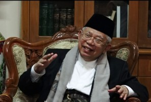 Kiai Ma'ruf Akui Darah Madura dan Banten Mengalir di Tubuhnya