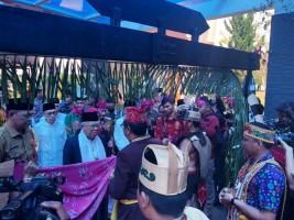 Kiai Ma'ruf Hadiri Perayaan Hari Santri di Bumi Kalimantan