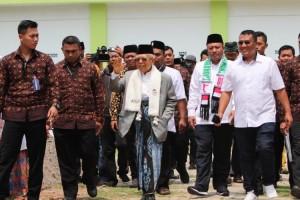 Kiai Ma'ruf: Jokowi Bukan Menyerang, Hanya Meneruskan Pernyataan Prabowo