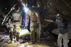 Kisah Penyelamatan Bocah di Gua Thailand bakal Difilmkan