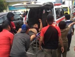 KM Sinar Bangun Tenggelam  di Danau Toba, Baru 19 Penumpang Dievakuasi