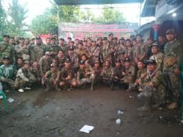 Kobel SC Lampung Bakti Sosial-Fun Game di Tanggamus