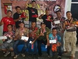 Kobel SC Lampung Juara Umum Lomba Menembak di Palembang