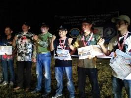 Kobel SC Lampung Juara Umum Open Tournament Menembak di Lhokseumawe