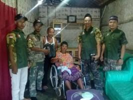 Kobel SC Lamteng Bukber dan Berbagi kepada Anak Yatim Piatu