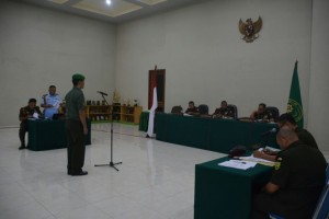 Kodam II Beri Sanksi Oknum TNI Jika Terbukti Menganiaya