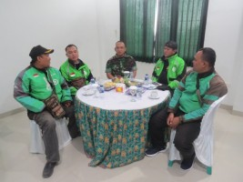Kodim 0410/KBL-GASPOOL Komit Jaga Keamanan dan Ketertiban Bandar Lampung