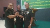 Kodim 0410 KBL Naik Tipe A, Dandim Bakal Berpangkat Kolonel