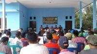 Kodim 0412/LU Gelar Pelatihan Tanaman Jagung di Desa Batu Nangkop