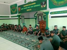 Kodim 0426 Gelar Doa Bersama Untuk Sulawesi Tengah