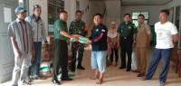 Kodim 421 dan Koramil Katibung Salurkan Bantuan Korban Tsunami