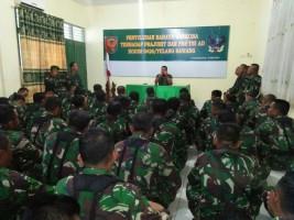 Kodim TNI AD 0426 TulangbawangHelat Penyuluhan Bahaya Narkoba