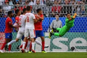 Kolarov Pastikan Kemenangan Serbia atas Kosta Rika