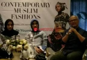 Koleksi Enam Desainer Indonesia akan Tampil Dalam Peragaan Busana di Amerika Serikat