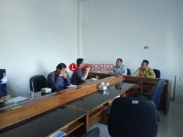 Komisi I DPRD Pringsewu Gelar Hearing dengan PLN