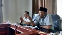 Komisi III DPRD Pringsewu Bahas Terbakarnya Kantor Bupati