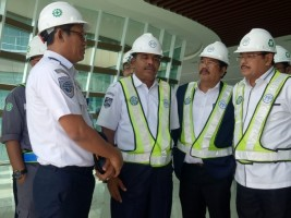 Komisi V DPR RI Evaluasi Peningkatan Status Bandara Radin Inten II