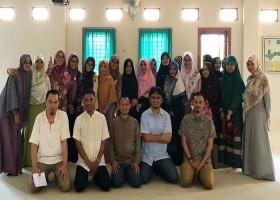 Komite SDIT Bangun Silaturahmi Pengurus Paguyuban Kelas