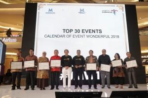 Komitmen Kembangkan Wisata, Lampung Raih Top 3 Terbaik dari Menpar