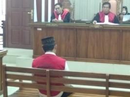 Komplotan Jambret Asal PesawaranDihukum 3,5 Tahun Penjara