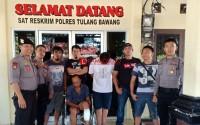 Komplotan Pembobol Minimarket Dibekuk, Satu Pelaku Ditembak