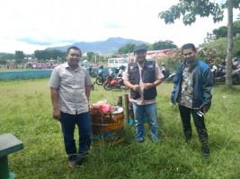 Komunitas Bersatu Wakafkan Sumur MCK untuk Warga Kelumbayan
