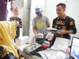 Komunitas Getar Lampung Ramaikan Mukernas IAKMI