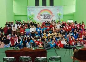 Komunitas Jendela Kembali Gelar Festival Sanak Lampung