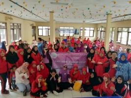 Komunitas Odapus Lampung Sentuh Panti Jompo