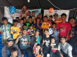 Komunitas Yuk Ngaji Bantu Mental Recovery di Way Muli Timur