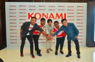 Konami Dukung Kompetisi eSports di Asian Games 2018