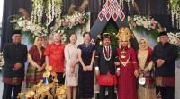 Konjen Tiongkok Kagumi Manortor Adat Mandailing