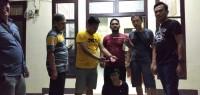 Konsumsi Sabu, Warga Bukit Kemuning Ini Digelandang ke Kantor Polisi