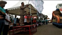 Konvoi Pawai Ta'aruf Meriahkan MTQ Ke 47 Provinsi Lampung
