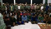 Koramil 426-01 Mesuji Doakan Kedamaian Negara