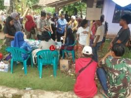 Korban Banjir di Lampura Mulai Keluhkan Bantuan Makanan