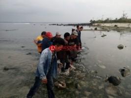Korban Hilang Tergulung Ombak di Pantai Masin Akhirnya Ditemukan