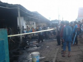 Korban Kebakaran di Tanggamus Alami Luka Bakar 80 Persen
