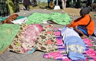 Korban Tewas Gempa Lombok Jadi 98 Orang