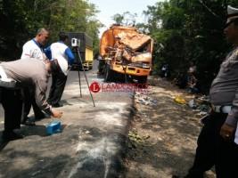 Korban Tewas Kecelakaan Maut Bus Rosalia Vs Truk Tangki Dipulangkan