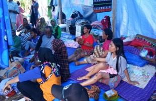 Korban Tsunami di Way Muli Timur Berharap Segera di Relokasi
