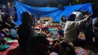 Korban Tsunami Lamsel Masih di Tempat Pengungsian