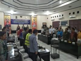 Korlantas Mabes Polri Sosialisasi Andalalin ke Polres Lampung Utara