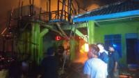 Korsleting Listrik  Penyebab Kebakaran di Ponpes Gunungterang
