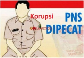 Korupsi, Tiga ASN Pemkot Bandar Lampung Dipecat