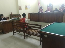 Korupsi Dana Desa, Pj Kades Sukamulya Divonis 1 Tahun Penjara