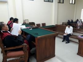 Korupsi Kapal, Mantan Sekretaris Dishub Pesawaran Dituntut 22 Bulan Penjara