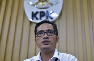 KPK Apresiasi Polisi Tetapkan Sekda Papua Tersangka