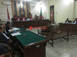 KPK Dakwa Zainudin dengan Pasal Korupsi dan Pencucian Uang
