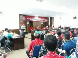 KPK Gelar Supervisi Pencegahan Korupsi di Tuba dan Mesuji